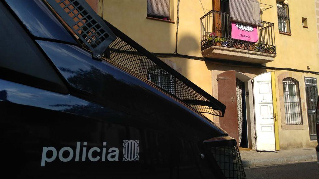 Mossos robatoris Barceloneta