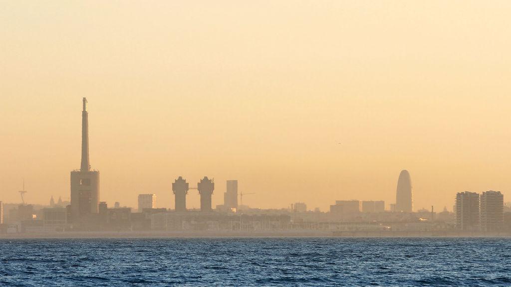 canvi climàtic skyline barcelona