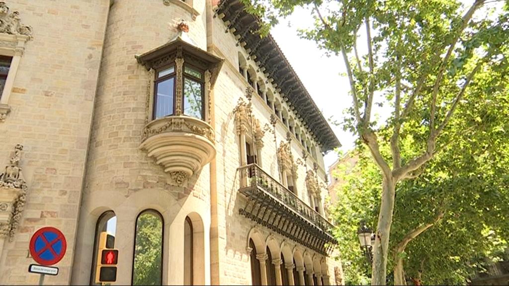 diputació de Barcelona sense llaç groc