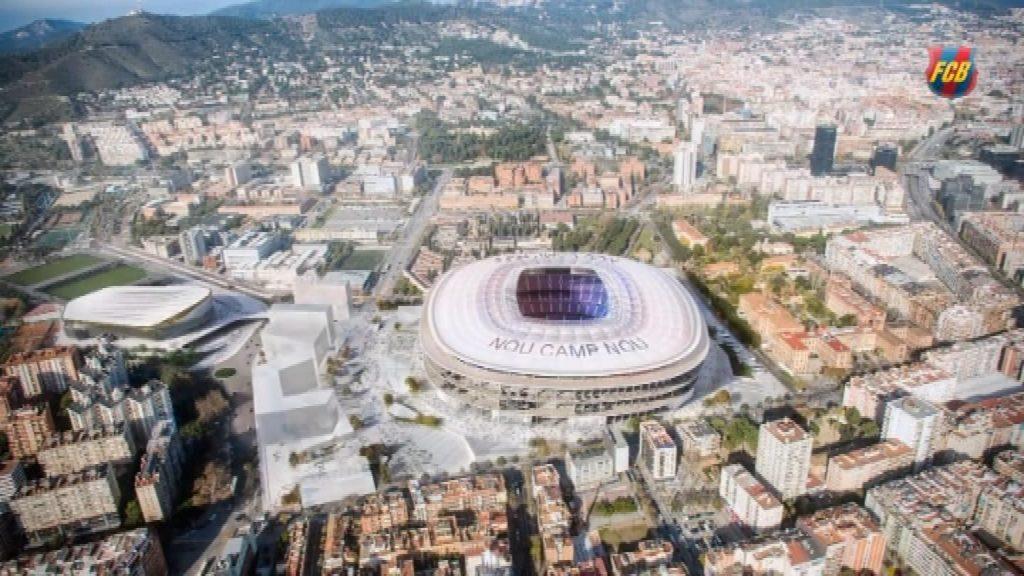 Pirineus-Barcelona Espai Barça