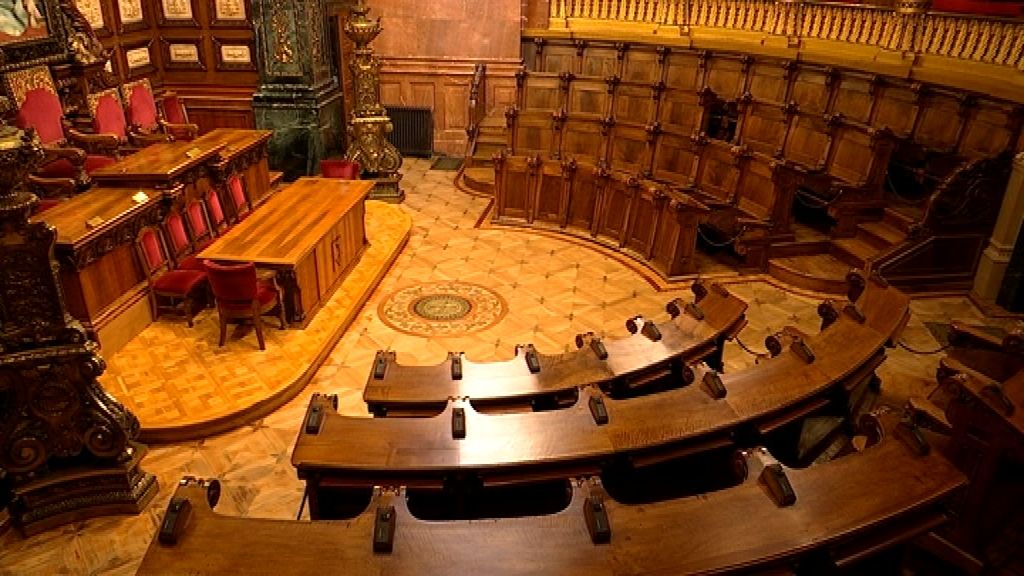 Sala Plenari Ajuntament