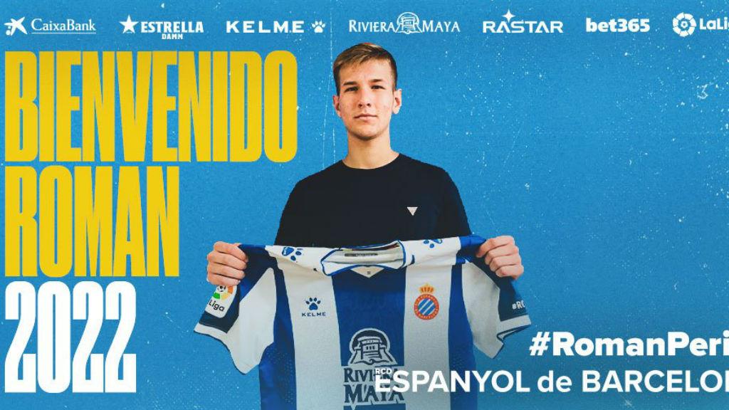 Tugarinov fitxa per l'Espanyol B