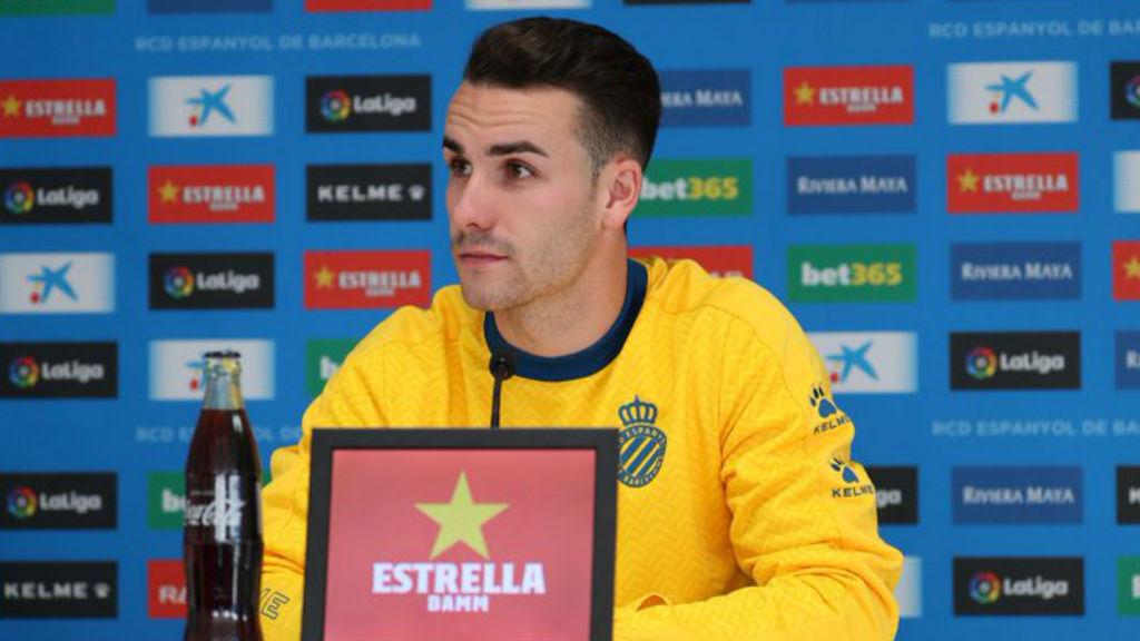 Álex López marxa cedit Lugo