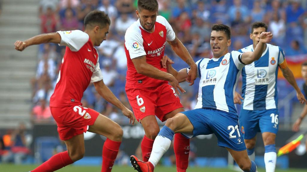 Espanyol Sevilla Lliga
