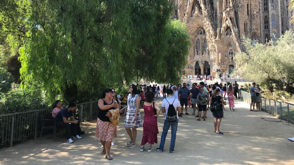 Placa de Gaudí