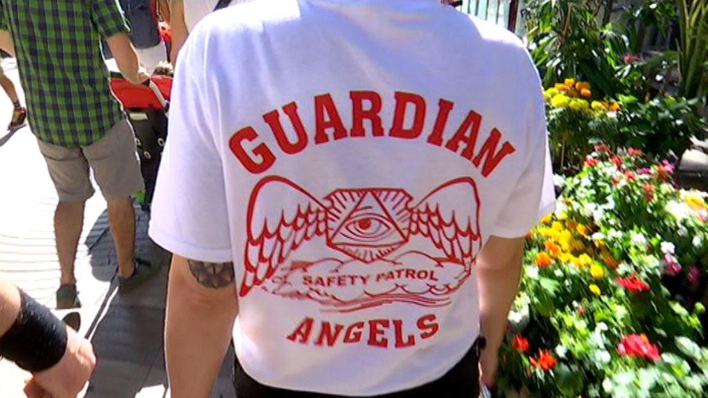 Logo dels Guardian Angels
