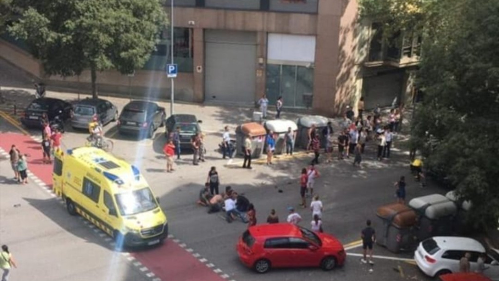 accident moto provença