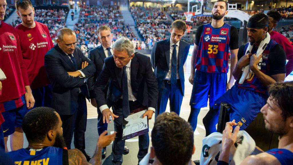 Barça bàsquet comença lliga 2019