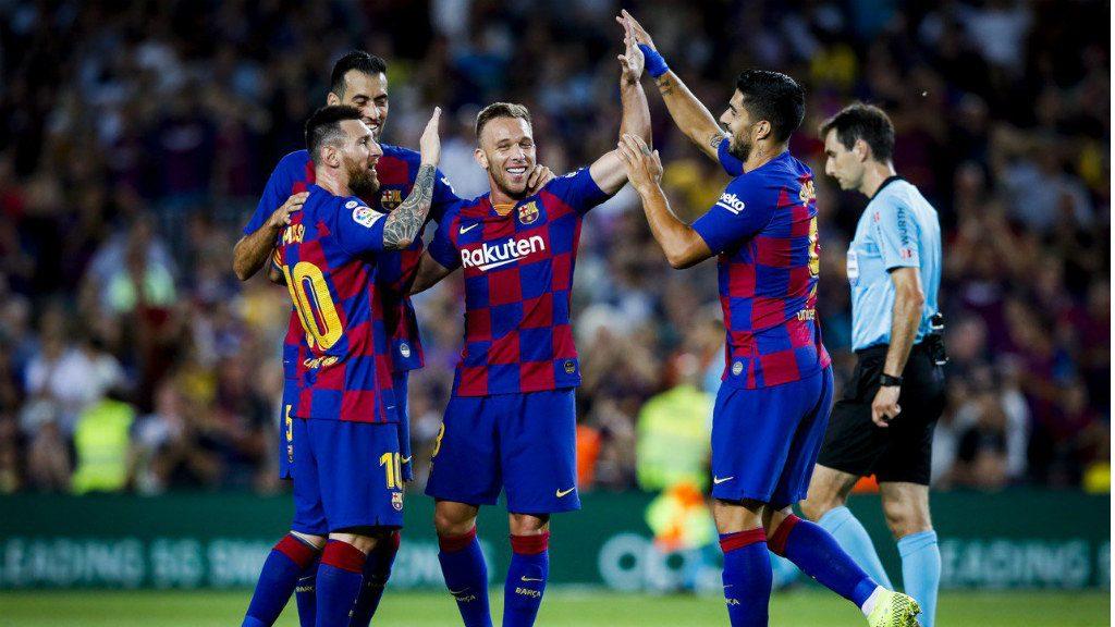 Barça Vila-real lliga 2019-2020