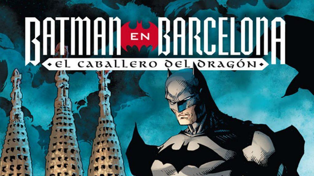 Batman a Barcelona