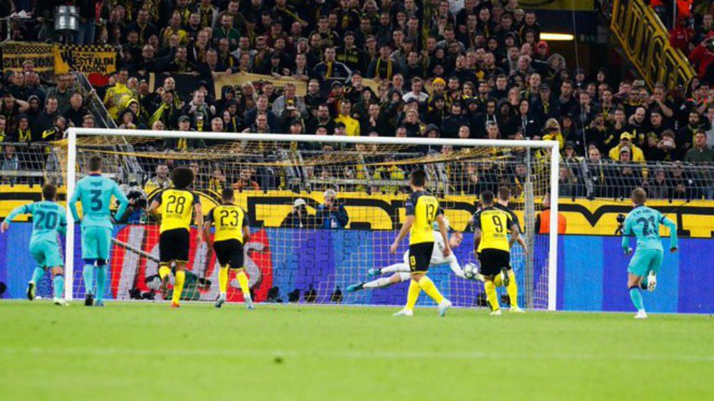 Borussia Dortmund Barça Champions Leauge 2019