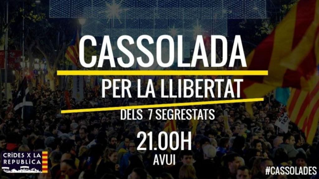 cassolada barcelona detinguts cdr