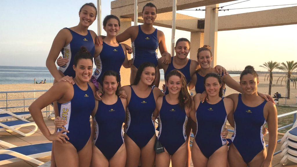 Primer equip femení CN Catalunya 2019-2020