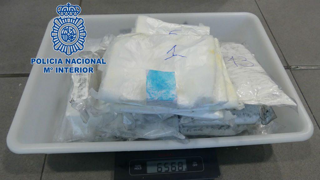 Cocaïna maleta aeroport Prat