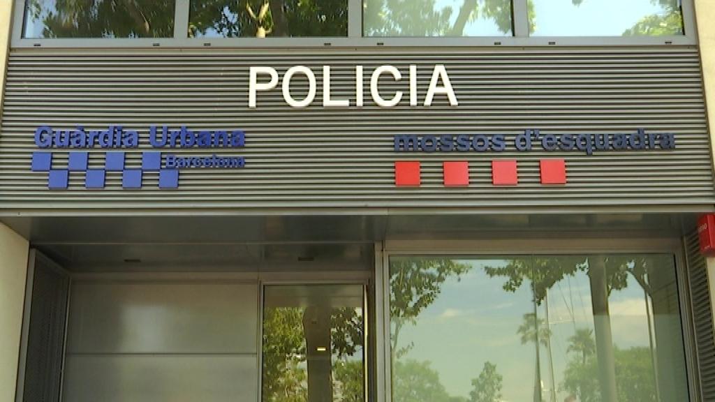 comissaria Mossos Guàrdia Urbana