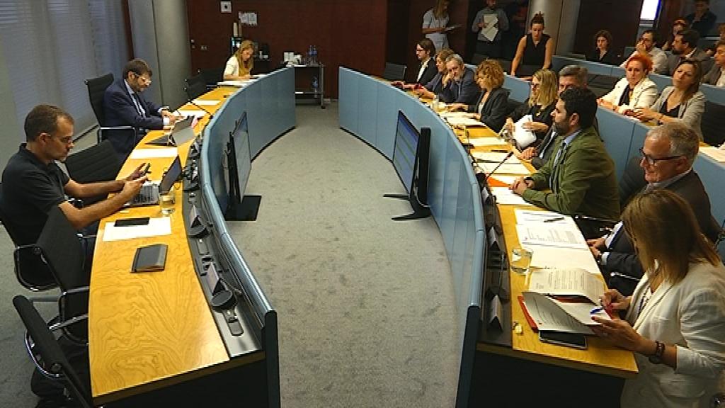 comissió Presidència i Seguretat