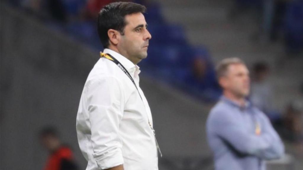 Espanyol destitueix David gallego