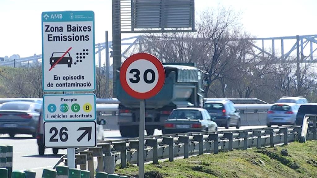 zona baixes emissions