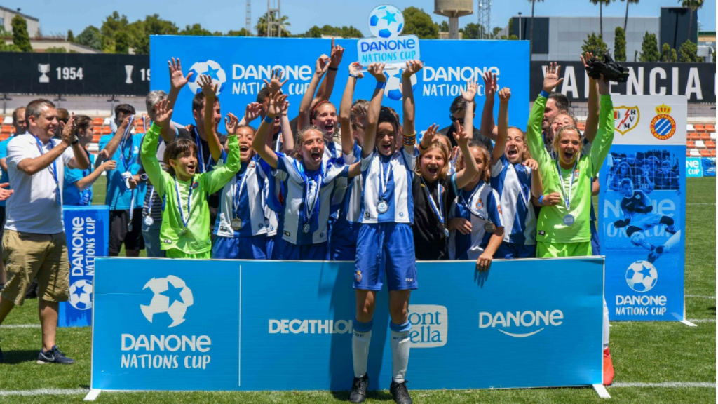 Final Danone Nations Cup