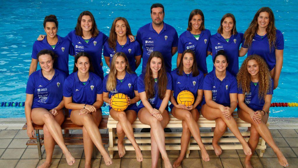Primer equip femení Club Esportiu Mediterrani 2019-2020