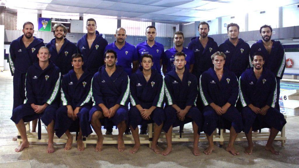 Primer equip masculí CE Mediterrani