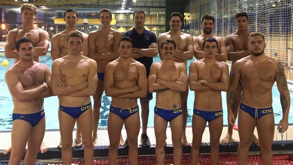 Primer equip masculí CN Catalunya 2019-2020