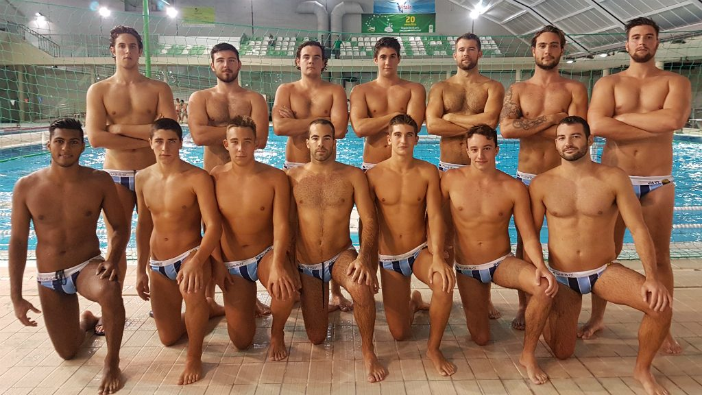 Primer equip masculí CN Sant Andreu 2019-2020
