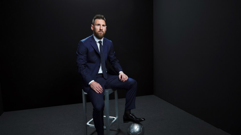 The Best 2019 Messi