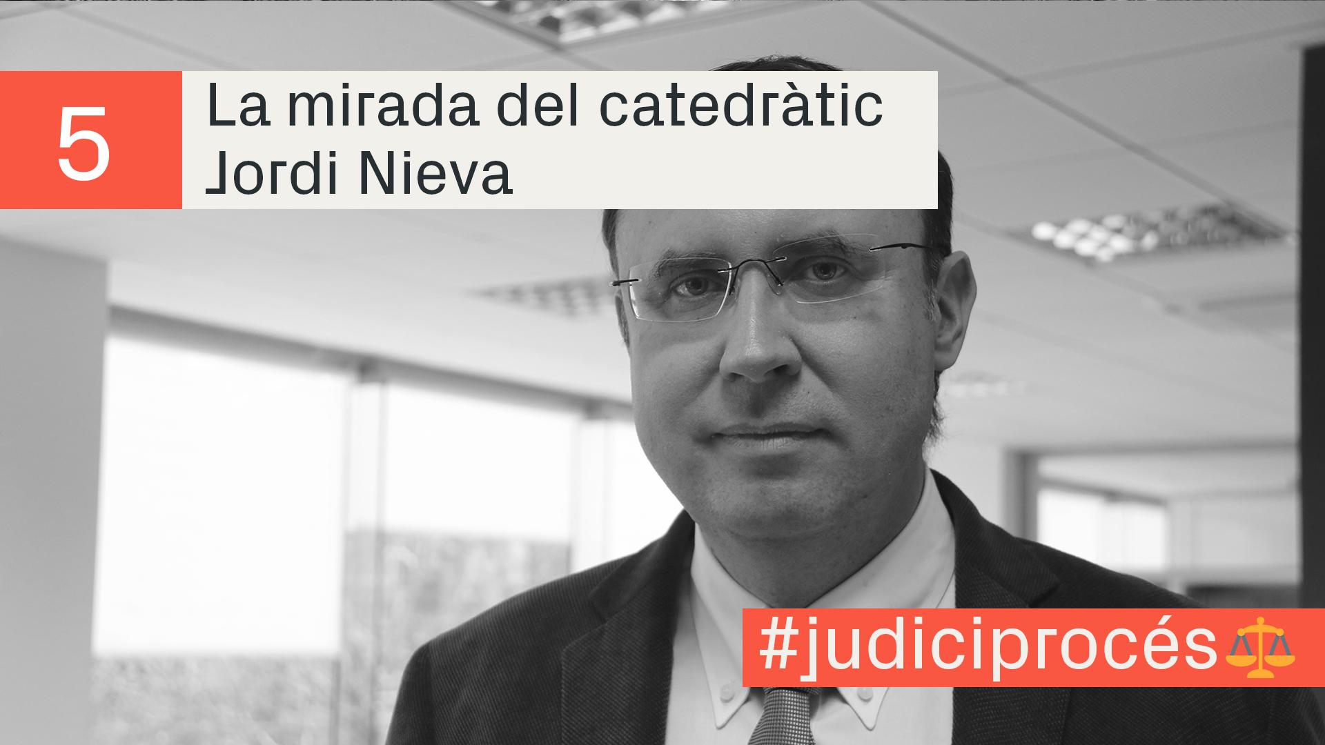 Jordi Nieva sentència procés