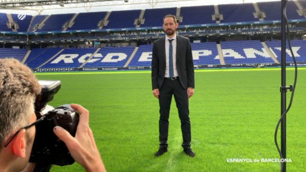 Primeres hores de Pablo Machín amb l'Espanyol