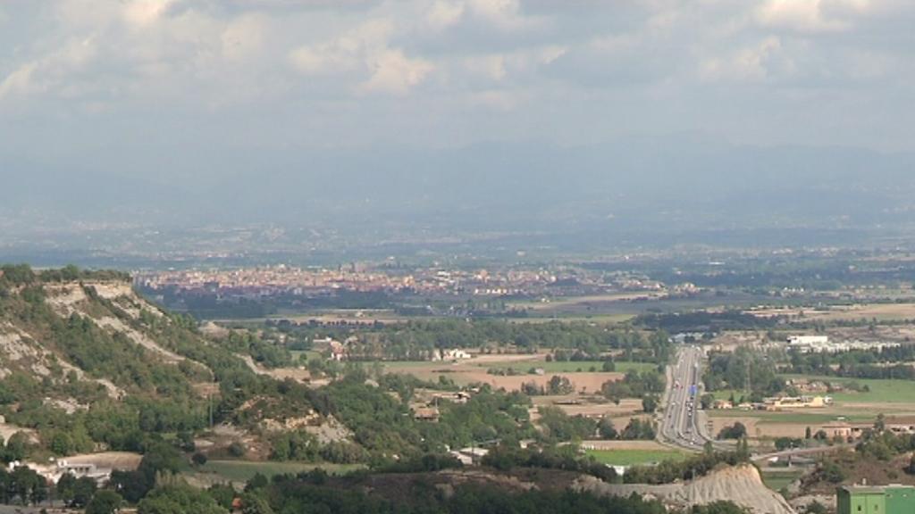 Catalunya aire contaminat