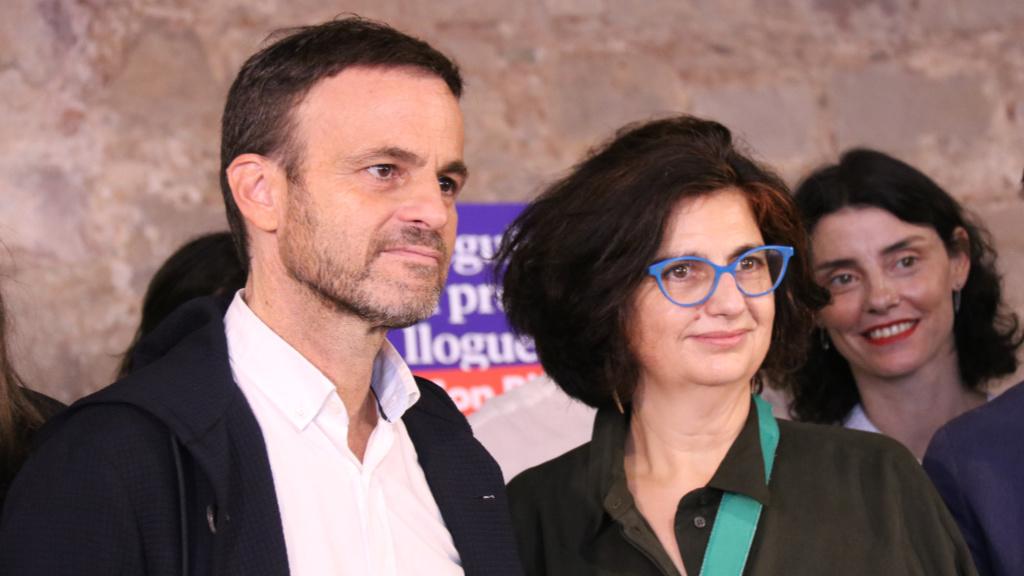 Jaume Asens i Rosa Lluch