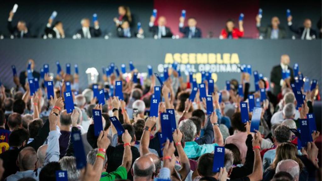 Barça assemblea compromissaris