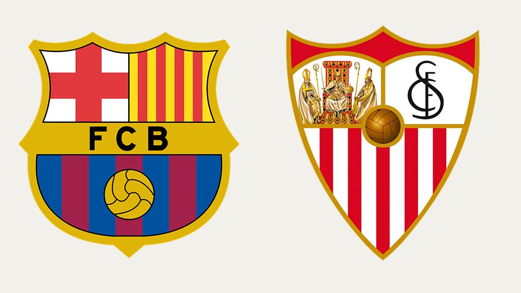 FCB - Sevilla