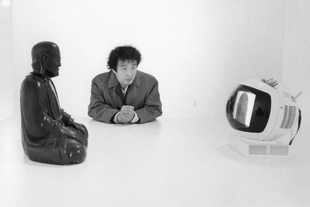 Budha TV (Nam June Paik)