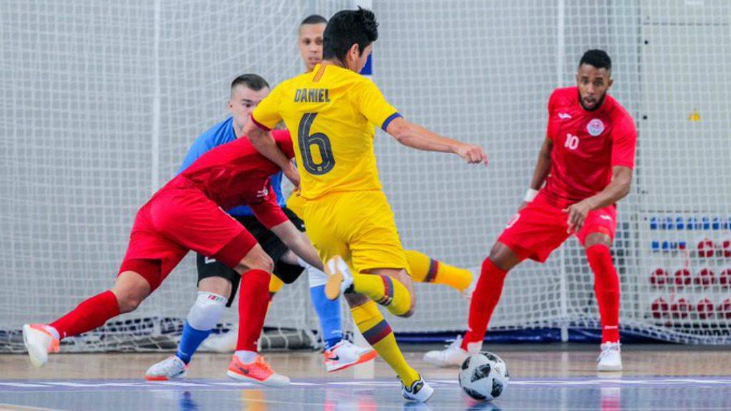 Barça Ayat Champions 2019 Daniel