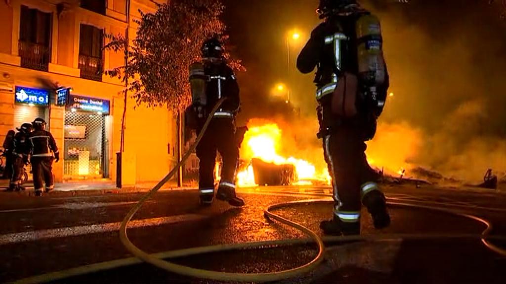 incendis barricades