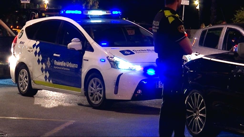 Guàrdia Urbana nit