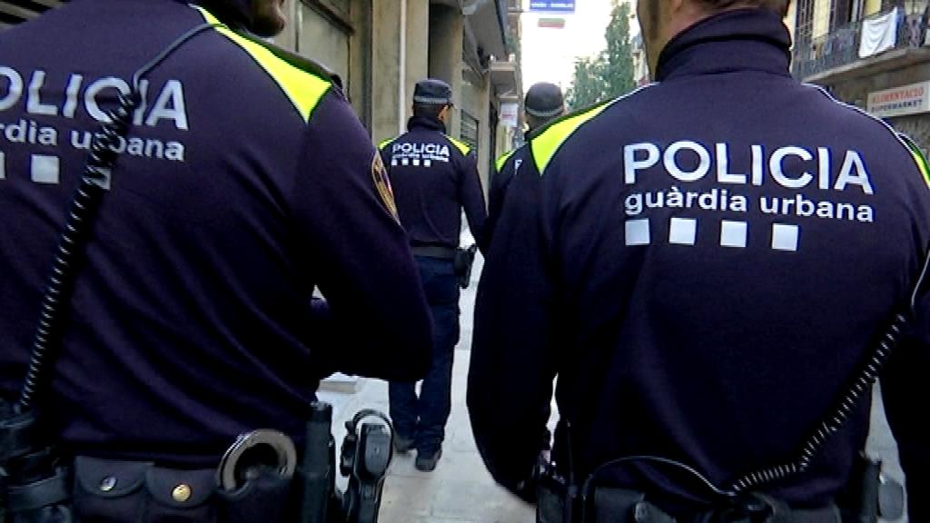 Guàrdia Urbana seguretat