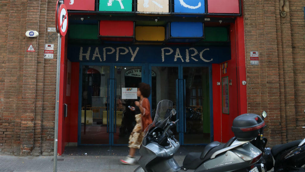 Exterior Happy Parc Sants