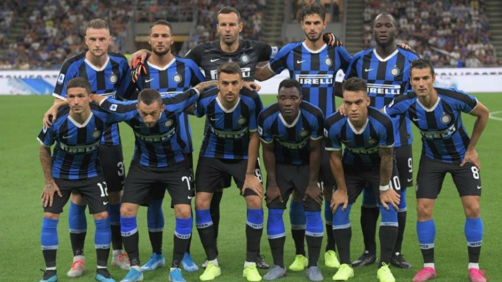 Inter de Milà rival del Barça a la Champions