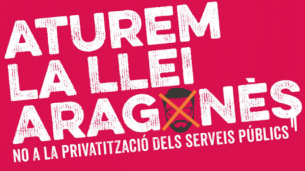 llei aragonés cartell
