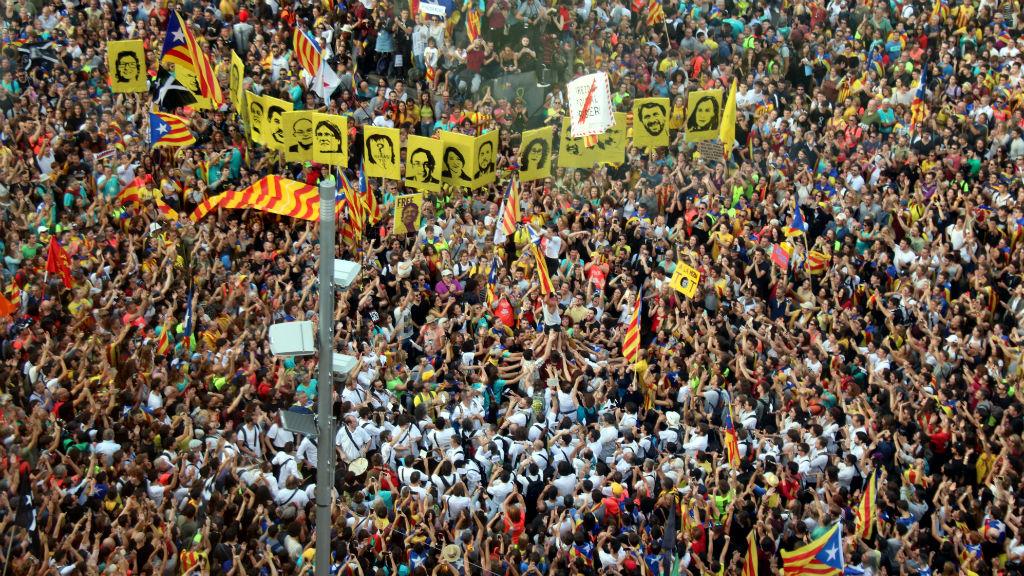 manifestació vaga general