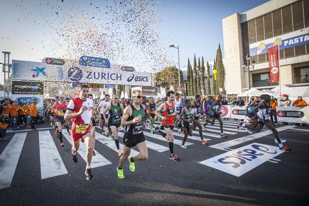La Marató 2020 a rirme de rècord