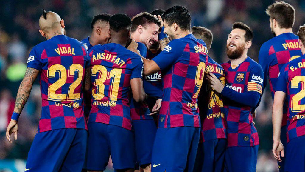 Messi i Ansu Fati, candidats als Globe Soccer
