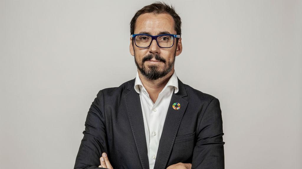 Miquel Rodríguez Planas, comissionat Agenda 2030 de Barcelona