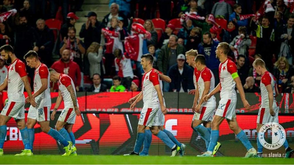 L'Slavia de Praga, el rival del Barça