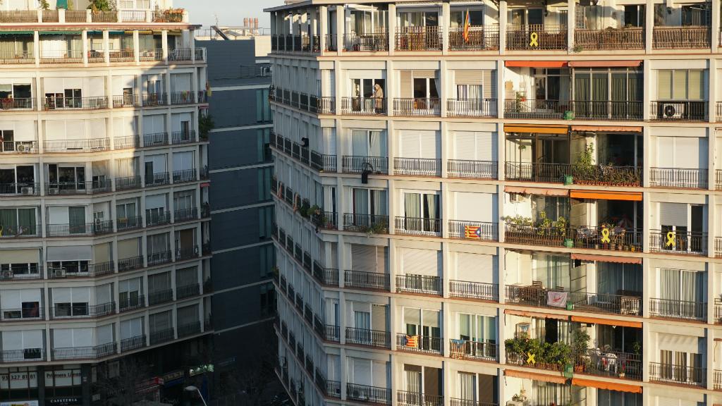 balcons pisos habitatge