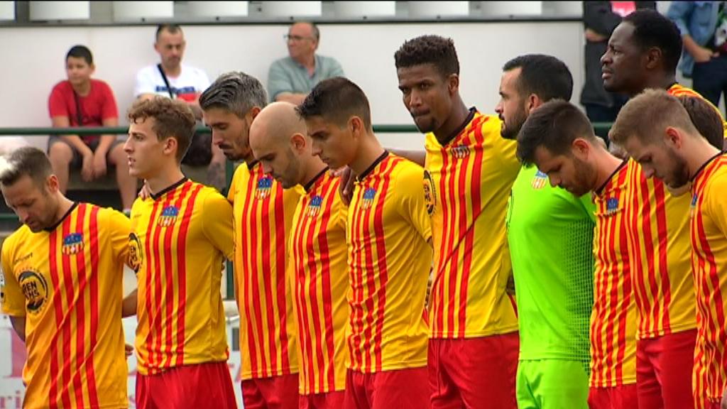 Primer equip UE Sant Andreu