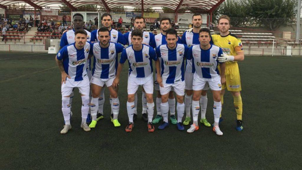 Primer equip UE Figueres